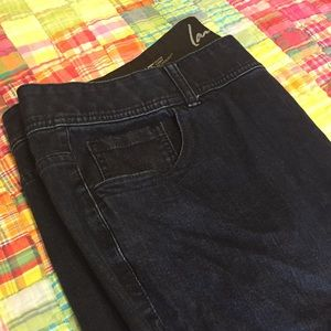 Lane Bryant Jeans - LANE ❣️ BRYANT ❣️ tummy control. T-3 tighter tummy